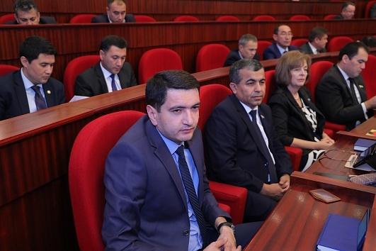 Deputatlar Qurilish vaziri lavozimiga yangi nomzodni ma'qullashdi
