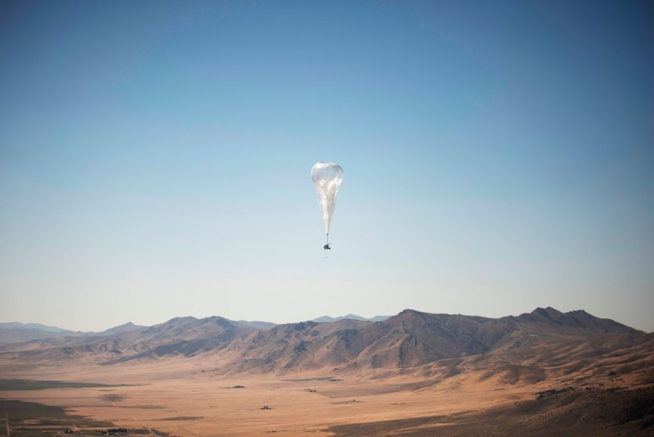 Проект воздушных шаров Loon с интернетом от Google закрыли