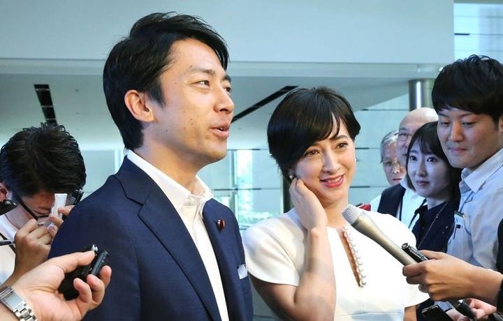 Японияда эркак вазир биринчи марта декрет таътилига чиқмоқда