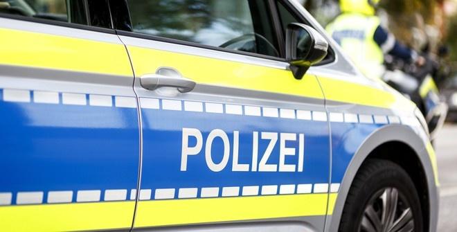 Автобус с туристами попал в аварию в Германии