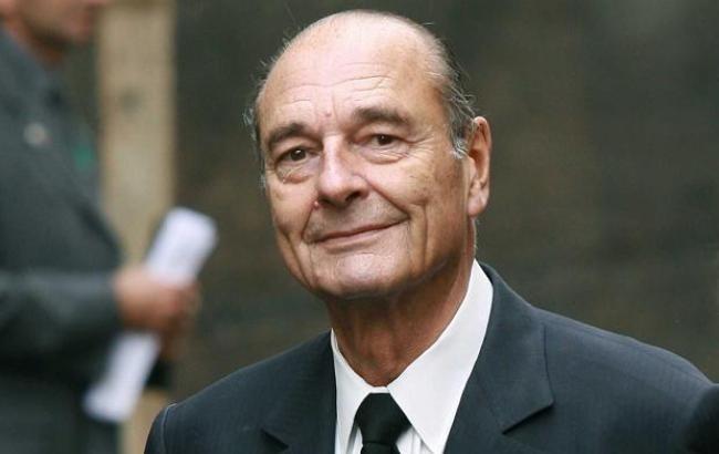 Франция собиқ президенти Жак Ширак вафот этди