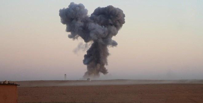 Итальянские военные пострадали при взрыве в Ираке