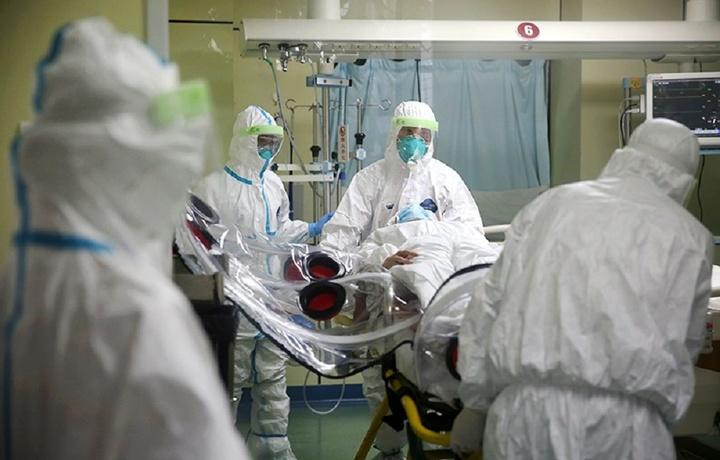 Qozog'istonda koronavirus tufayli o'lim holati ilk bor qayd etildi