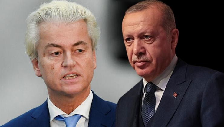 Эрдоган потребовал привлечь к уголовной ответственности политика из Нидерландов