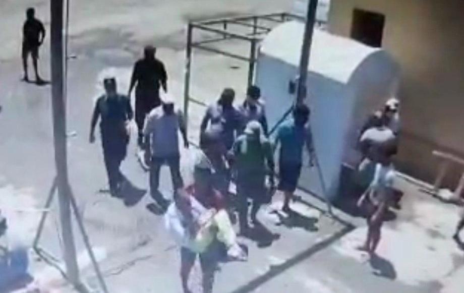 Бухорода поликлиника ҳамшираси СЭОМ ходими томонидан калтакланди (видео)