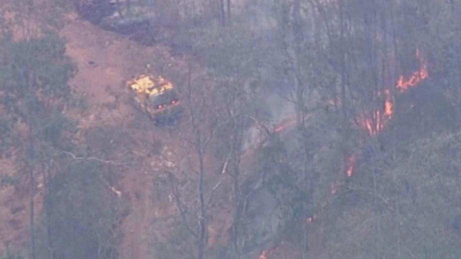 Лесные пожары унесли жизни четырех человек в Австралии