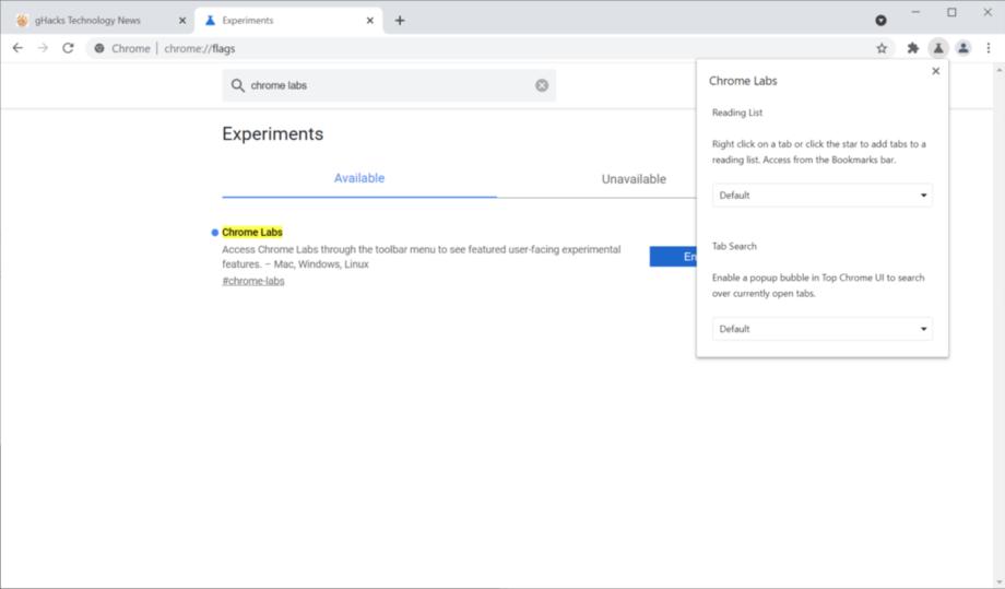 Google упростил запуск экспериментальных функций Chrome