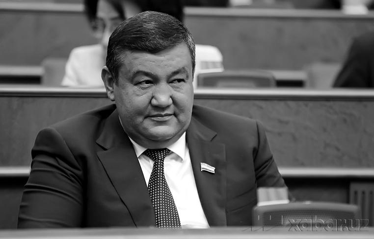 Ўктам Барноев вафот этди