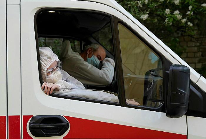 Rossiyada koronavirusni yuqtirganlar soni 400 mingdan oshdi. Moskvaning har 66-fuqarosi koronavirusga chalingan.